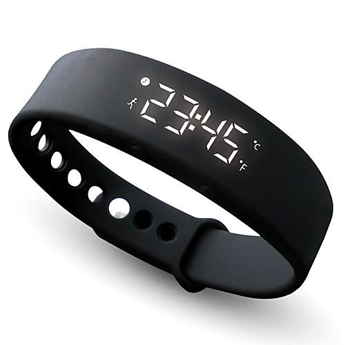 Жен. Спортивные часы Смарт-часы Модные часы Наручные часы Часы-браслет LED Секундомер GPS-часы Педометр Фитнес-трекеры Хронометр