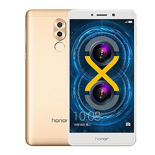 Huawei HONOR 6X 5.5 дюймовый 4G смартфоны (4GB  32Гб 2 мегапикс. 12 МП Octa Core 3340mAh)