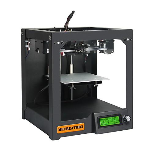 geeetech mecreator 2 настольных ультра высокой точности листового металл 3d принтер с соплом 0,4 / 1,75 от Lightinthebox.com INT
