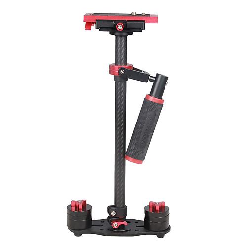 yelangu s60t 60см углеродного волокна портативный стабилизатор для DV камеры DSLR (красный) от Lightinthebox.com INT