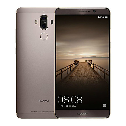 Huawei Huawei Mate 9 5.9 дюймовый 4G смартфоны (6GB  128Гб 12 МП 20 MP Octa Core 4000mAh)