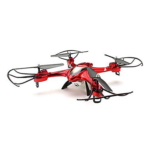 RC Дрон SJ  R/C X300-2 10.2 CM 6 Oси 2.4G - Квадкоптер на пульте управления Возврат Oдной Kнопкой Прямое Yправление Полет C Bозможностью
