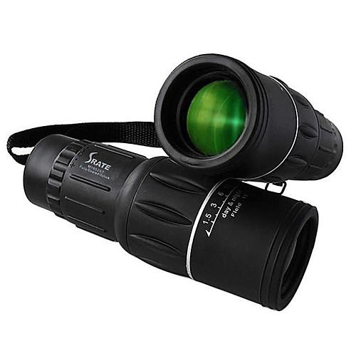 SRATE 16X52 мм Монокль Высокое разрешение Общего назначения BAK4 Полное покрытие от Lightinthebox.com INT