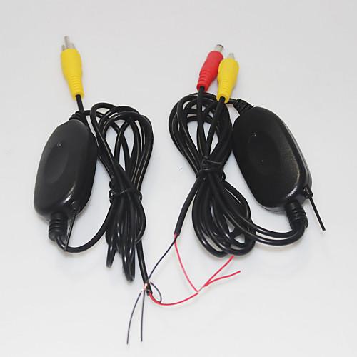 помощь при парковке система беспроводной для камеры вид сзади автомобиля 8 водить HD ПЗС заднего вида обратная универсальная резервная