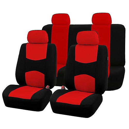 AUTOYOUTH Чехлы на автокресла Чехлы для сидений Серый / Красный / Синий текстильный Общий Назначение Универсальный, Бежевый