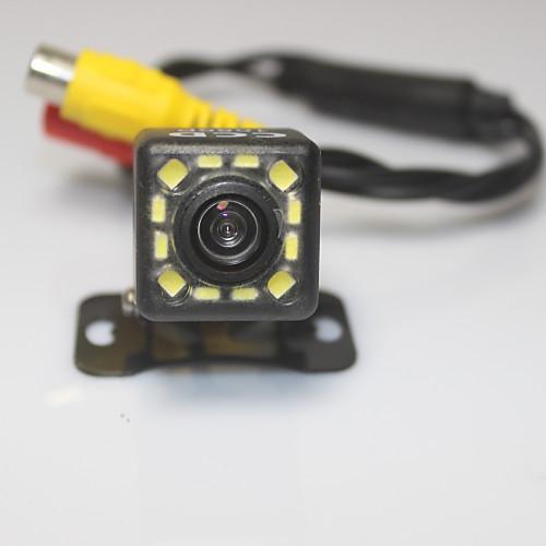 помощь при парковке камера заднего вида система сзади автомобиля 1080p 12 водить HD ПЗС заднего вида обратная универсальная резервная
