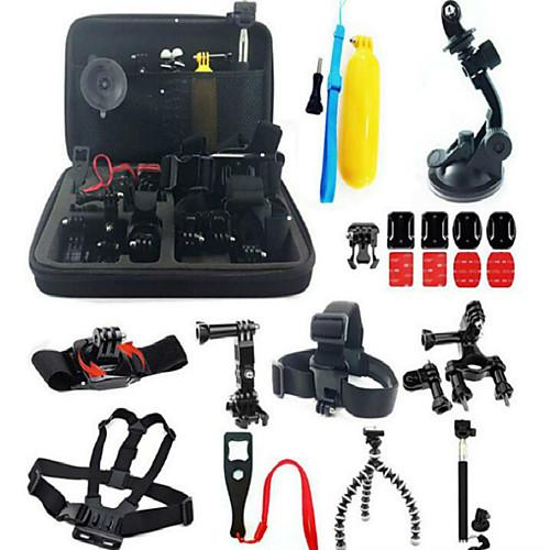 Аксессуары Кит Анти-шоковая защита Многофункциональный Для Экшн камера Gopro 5 Xiaomi Camera Gopro 4 Gopro 3 Gopro 2 Gopro 1 Спорт DV КОЗ от Lightinthebox.com INT