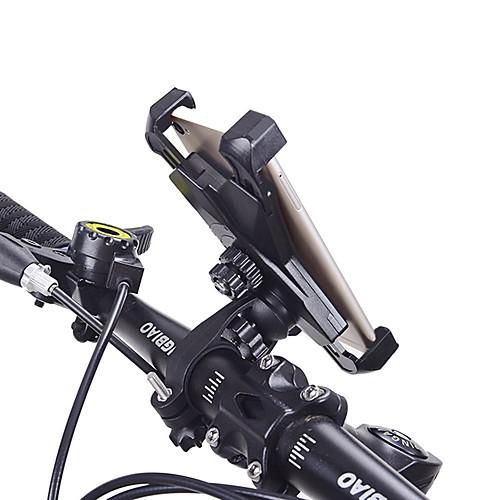HiUmi Крепление для телефона на велосипед Регулируется Нескользящий Сотовый телефон Стабилизатор стабильный Назначение Шоссейный велосипед Горный велосипед Велосипедный мотокросс TT Складной велосипед фото