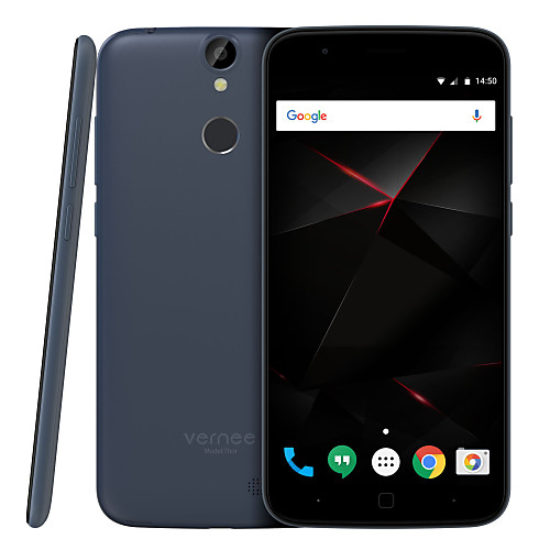 Vernee Vernee  thor 5.0 дюймовый 4G смартфоны (3GB  16Гб 13 МП Octa Core)