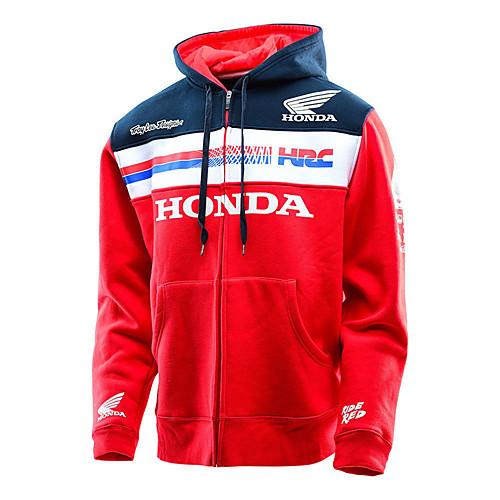 Одежда для мотоциклов Жакет для текстильный Все сезоны Защита от ветра / Дышащий, Красный