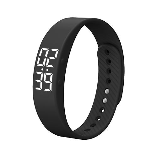 DMDG T5S Смарт-браслет Смарт-часы Защита от влаги Израсходовано калорий Педометры Регистрация деятельности Спорт будильник Таймер Android от Lightinthebox.com INT