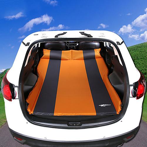 Матрацы для автомобилей Двуспальный комплект (Ш 200 x Д 200 см)(cm)ПВХ Компактность Надувной Регулируется
