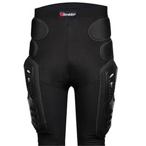 Herobiker защитные броня брюки, тяжелые защитные шорты для тела мотоцикл велосипед лыжные брюки для мужчин и женщин