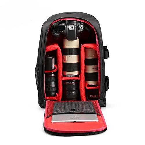 Черный Зеленый Красный Оранжевый-Сумки-Рюкзак-Водонепроницаемый Защита от пыли-SLR- дляУниверсальный Canon Nikon Olympus Sony Samsung от Lightinthebox.com INT