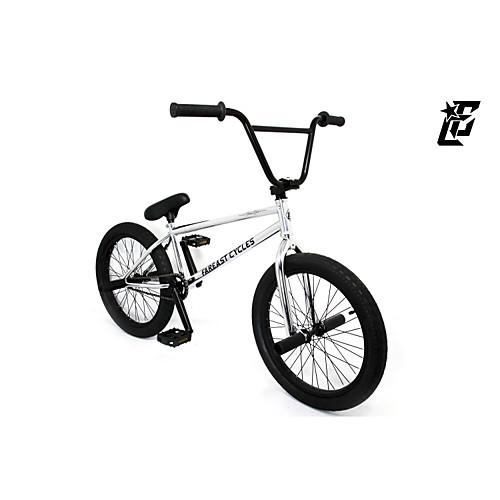 BMX велосипеды Велоспорт Others 20 дюймы Обычные Без амортизации Без амортизации / Рама с жесткой задней подвеской PVC Сталь