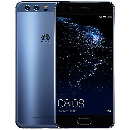 Huawei P10 5.1 дюймовый 4G смартфоны (4GB  128Гб 12 МП 20 MP Octa Core 3200mAh)