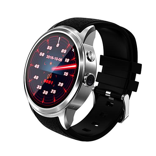 водонепроницаемый WIF позиционирования интернет GPS 3g вызова 5,1 четырехъядерного 8g умных часы wompatible с андроидом КСН