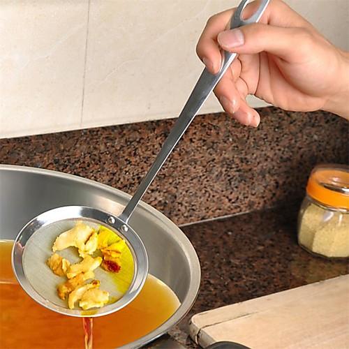 Кухонные принадлежности Нержавеющая сталь Творческая кухня Гаджет Цедилка Для приготовления пищи Посуда