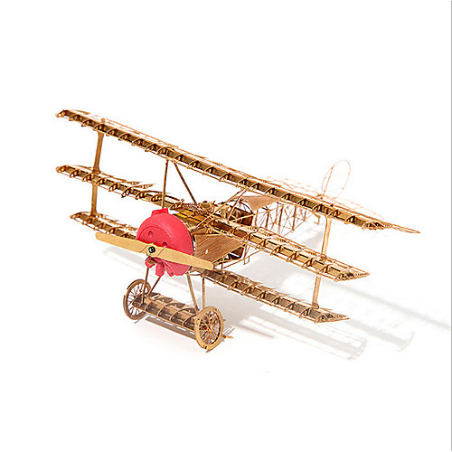 3D пазлы Пазлы Металлические пазлы Летательный аппарат Металлические 1 pcs Детские Мальчики Девочки Игрушки Подарок фото