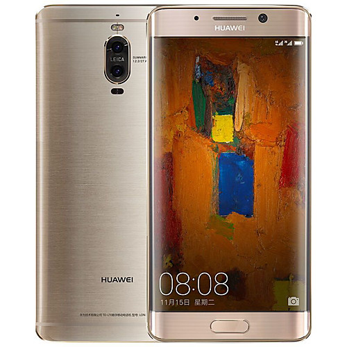 Huawei Mate 9 Pro 5.5 дюймовый 4G смартфоны (6GB  128Гб 12 МП 20 MP Octa Core 4000mAh)