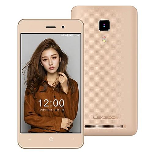 LEAGOO Z1C 4 дюймовый / 3.1-4.0 дюймовый дюймовый 3G смартфоны (512MB 8Гб 3 mp Spreadtrum SC7731C 1400mAh мАч) / 800 x 480 / Quad Core, Серый