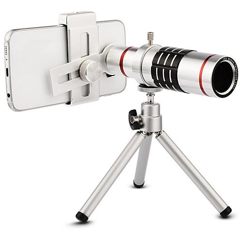 Высококачественные 18x зум оптический телескоп телеобъектив комплект объектив камеры со штативом для iphone 6 7 samsung s7 xiaomi mi6 от Lightinthebox.com INT