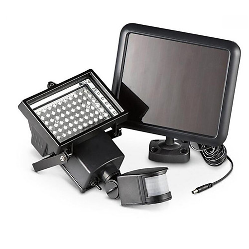Солнечный инфракрасный корпус зондирования лампы прожектор канала лампы лампы дома 60led от Lightinthebox.com INT