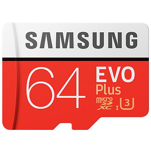 SAMSUNG 64 Гб Карточка TF Micro SD карты карта памяти UHS-I U3