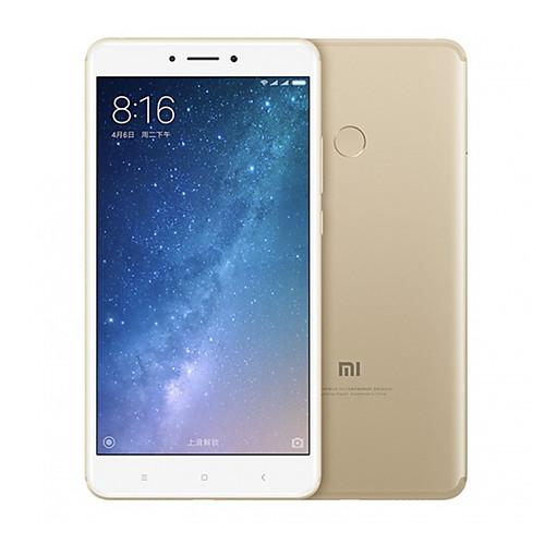 xiaomi mi max2 6,4-дюймовый смартфон 4g (4gb  64gb 12mp snapdragon 625 5300mah)