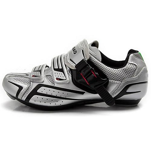 Tiebao Обувь для велоспорта Обувь для шоссейного велосипеда Муж. Жен. Универсальные Противозаносный Водонепроницаемый Воздухопроницаемый