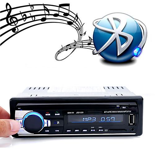 jsd-520 автомобиль dvd плеер аудио стерео автомобильный радио Bluetooth fm aux вход приемник usb диск SD карта