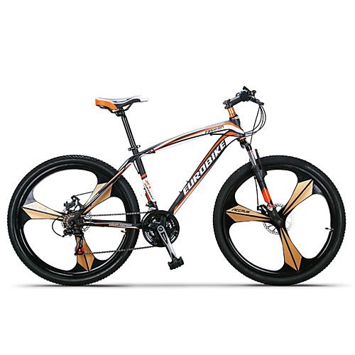 Горный велосипед Велоспорт 27 Скорость 26 дюймы / 700CC SHIMANO TX30 Двойной дисковый тормоз Передняя вилка с амортизацией Без амортизации Обычные Алюминиевый сплав / Сталь