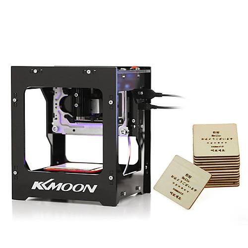 Kkmoon dk-8-kz 1000mw высокоскоростной мини-USB-лазерный гравировальный авторевертер автоматический diy print гравировка резьба машина от Lightinthebox.com INT
