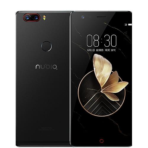 NUBIA Z17 5.5 дюймовый 4G смартфоны (6GB  64Гб 12 МП 23 MP Octa Core 3200mAh)