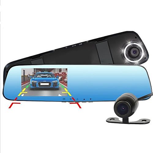 Allwinner Full HD 1920 x 1080 Автомобильный видеорегистратор 4,3 дюйма Экран 4 Автомобильный видеорегистратор от Lightinthebox.com INT