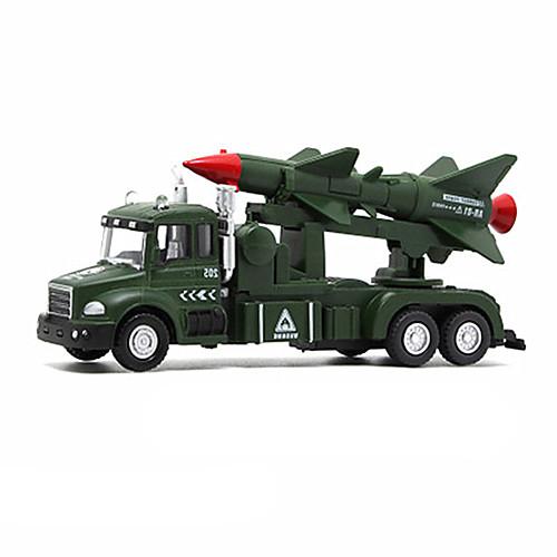 1:32 Военная техника Игрушечные грузовики и строительная техника Игрушечные машинки Модель авто Детские Игрушки на солнечных батареях / Музыка и свет фото