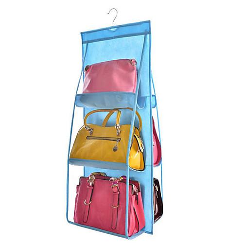 Корзины для хранения Общего назначения Нетканый материал Обычные Аксессуар 1 сумка для хранения Сумки для хранения домашних хозяйств фото