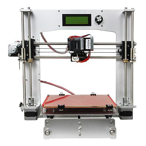 Geeetech 3d printer all aluminium prua i3 tructure 3d комплект для принтера 1.75мм нить / 0.3мм сопло