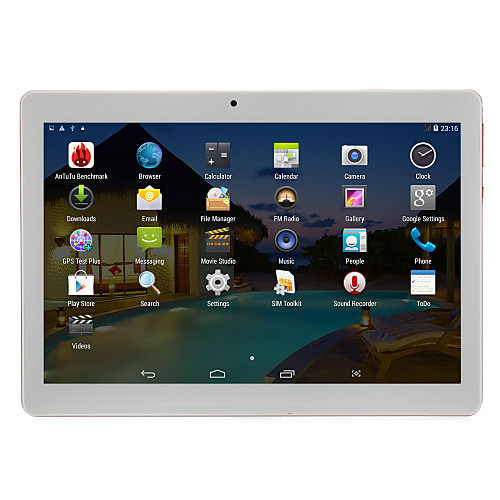 Jumper 10.1 дюймов Android Tablet ( Android-5.1 1280800 Quad Core 1GB RAM 16Гб ROM )