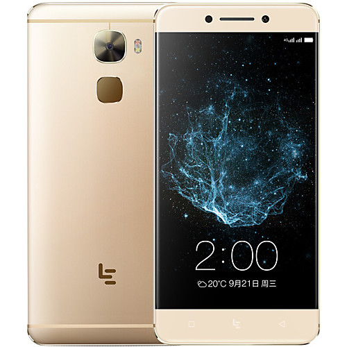 leeco le pro 3 x722 5.5-дюймовый смартфон 4g (4gb  32gb 16mp snapdragon 820 4070mah)