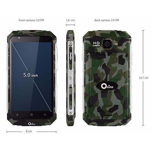 XP7711 5.0 дюймовый Сотовый телефон (1GB  8Гб 2 мегапикс. Quad Core 3200mAh)
