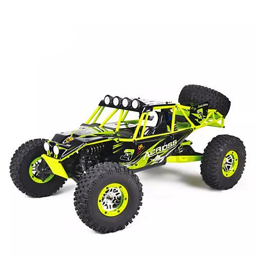 Машинка на радиоуправлении WL Toys 10428 2.4G Скалолазание автомобилей Внедорожник Монстр грузовик Высокая скорость 4WD Дрифт-авто
