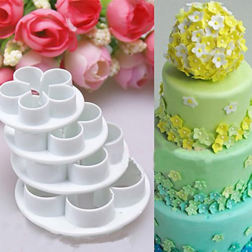 Инструмент выпечки Повседневное использование 3D Формы для пирожных Инструменты для выпечки фото