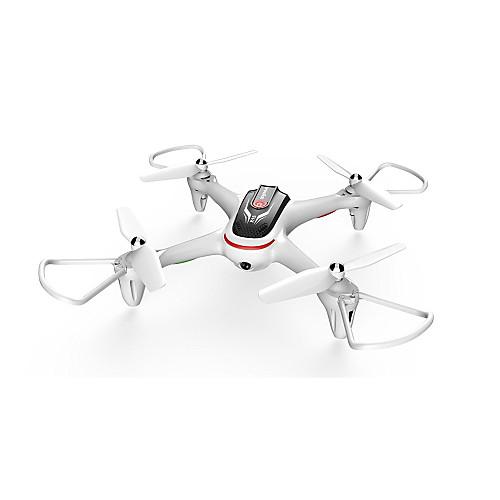 RC Дрон SYMA X15 4 канала 6 Oси 2.4G Квадкоптер на пульте управления Возврат Oдной Kнопкой / Прямое Yправление / Полет C Bозможностью Bращения Hа 360 Rрадусов 1 х передатчик / 1 x RC Quadcopter