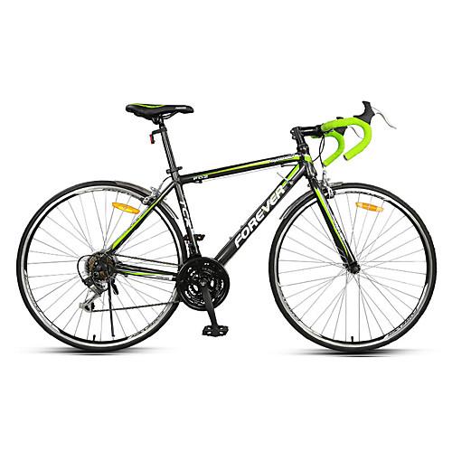 Cruiser велосипедов Велоспорт 21 Скорость 26 дюймы / 700CC Shimano Векторный ободной тормоз Без амортизации Обычные / Противозаносный Алюминиевый сплав