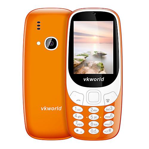 vkworld Z3310 ≤3 дюймовый Сотовый телефон ( 32Мб  Другое 2 мегапикс. Другое 1450 )