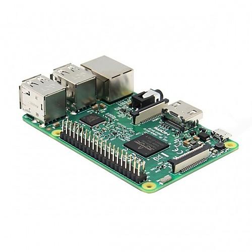 малина pi 3 модель b cortex-a53 четырехъядерная доска с 1 гб баром английская версия от Lightinthebox.com INT