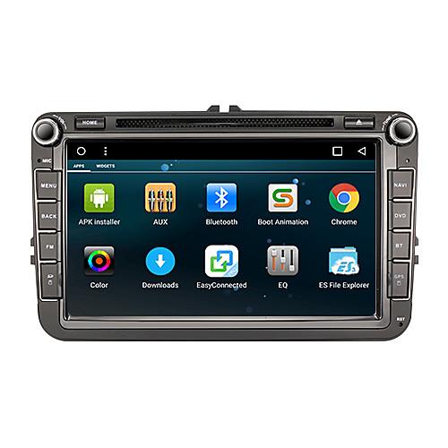 TH6089GNC 8 дюймовый 2 Din Android6.0 ДАБ для Volkswagen Поддержка / SD карта