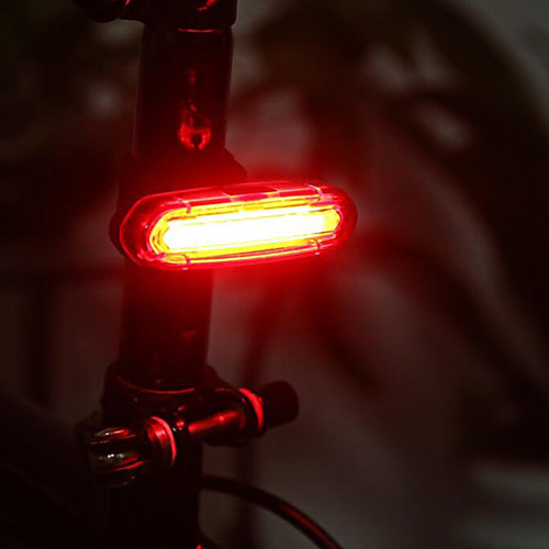 Велосипедные фары Waterproof Задняя подсветка на велосипед задние фонари бар ограничительные огни Светодиодная лампа - Велоспорт