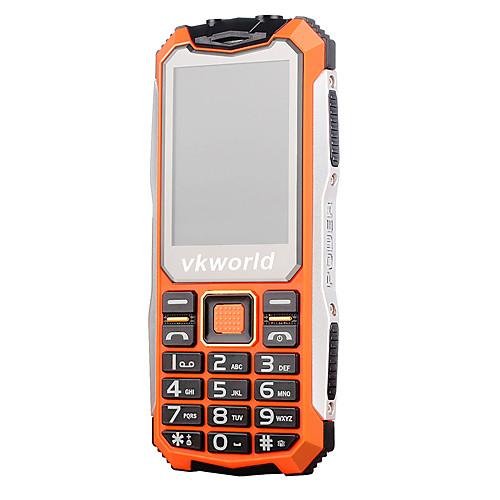 vkworld V3S ≤3 дюймовый Сотовый телефон ( 32Мб  Другое 0.3 МП Другое 2200 )